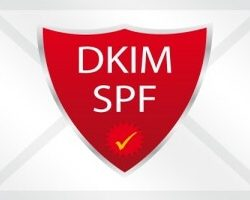 настройка DKIM и SPF